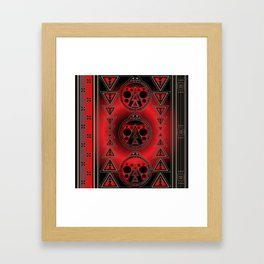 Ladybug Nation Framed Art Print