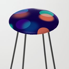 Night Light Counter Stool