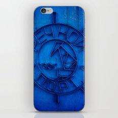 River port iPhone & iPod Skin