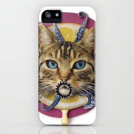 Sourpuss   Collage iPhone Case