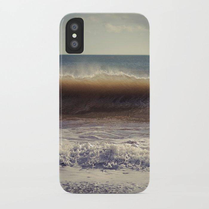 Azure Horses iPhone Case