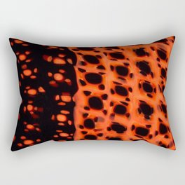 Pattern #4 - Murano Glass Murrines  Rectangular Pillow