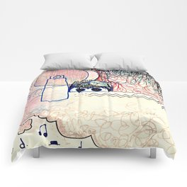 Dream Image Comforters