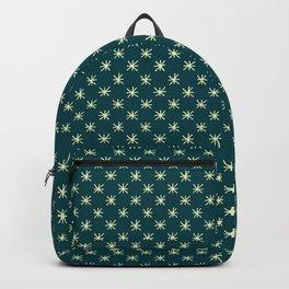simple star pattern Backpack
