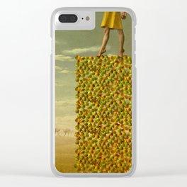 AUTUMN, fine art photography, Victor Senkov ft. Antonina Clear iPhone Case