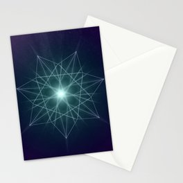 Fairy Star Stationery Cards