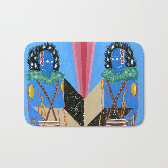 SPACE GODS Bath Mat