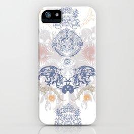 Fleur de Lumiere iPhone Case