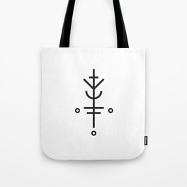 Luck will follow me Tote Bag