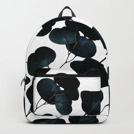 Dark Leaves #society6 #artforsale Backpack