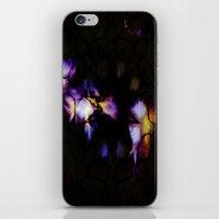 velvet underground iPhone & iPod Skins featuring Underground by Irène Sneddon