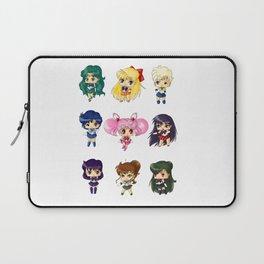 Sailor Scouts Laptop Sleeve