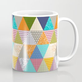 seaview beauty triangles Coffee Mug