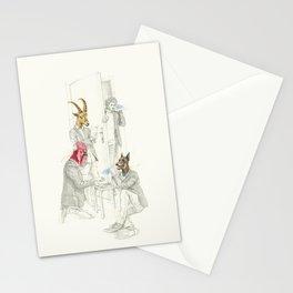 La identidad Stationery Cards