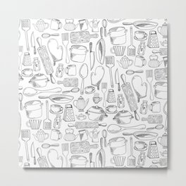kitchen Metal Print