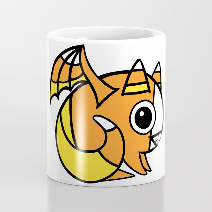 Rupert the candy corn dragon Coffee Mug