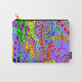 Coral Sea Life, from Mickeys Art And Design.Biz Carry-All Pouch