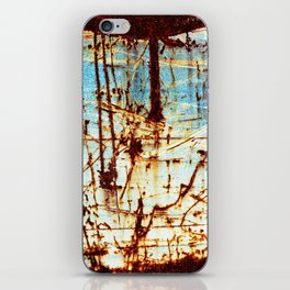 Down In The Dumps iPhone Skin