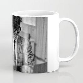 Birds in the Boneyard, Print 15: Petey at the Piano Coffee Mug