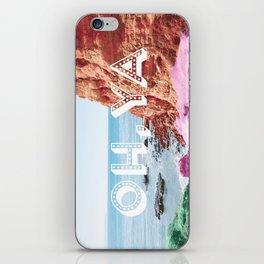 OH YA iPhone Skin