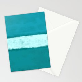 Rothko Inspired #15 Stationery Cards