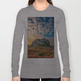 Sunset by Hitching Stone Long Sleeve T-shirt
