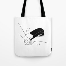 Never Let Me Go Tote Bag