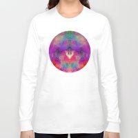 rorschach Long Sleeve T-shirts featuring Rorschach  by Marta Olga Klara