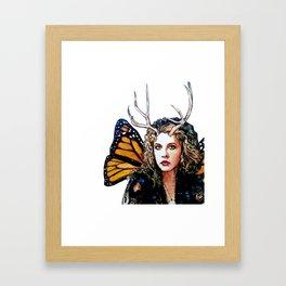 Ooh, Bella Donna - Fairy Stevie Nicks Framed Art Print