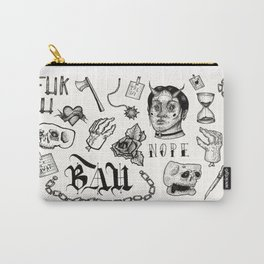 Pessimist Carry-All Pouch