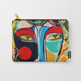 Looking for the third eye street art graffiti Carry-All Pouch