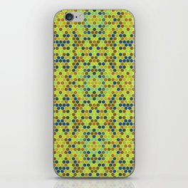 Geometric Seamless Pattern iPhone Skin