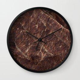Beef Jerky Wall Clock