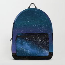 Milky Way Over Big Bend Backpack