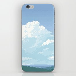 Cloudfront iPhone Skin