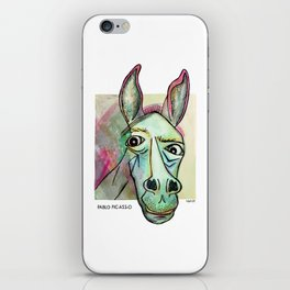 Pablo Pic-Ass-O iPhone Skin