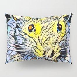Color Kick - Rat Pillow Sham