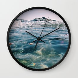 Tides Wall Clock
