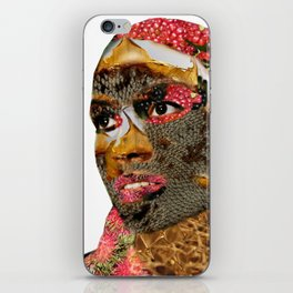 the enthusiasm of the colors iPhone Skin