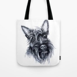 Terriers Rock Tote Bag