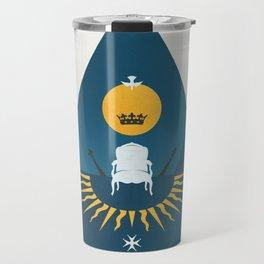 The Sun King Travel Mug