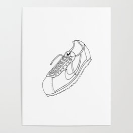 A Shoe Poster