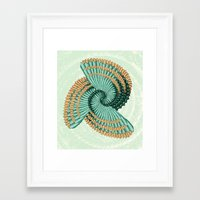 octopus Framed Art Prints featuring Octopus  by DebS Digs Photo Art