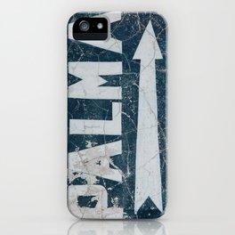 Palma iPhone Case