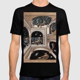 Escher - Another World II T-shirt