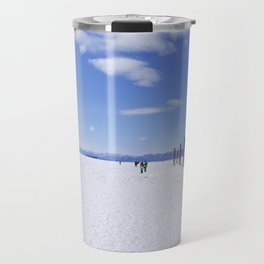 Frozen Ferry Travel Mug