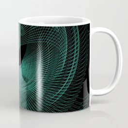 Retro Spiro Coffee Mug