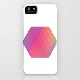 Hexagon? iPhone Case
