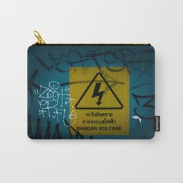Danger Voltage Carry-All Pouch