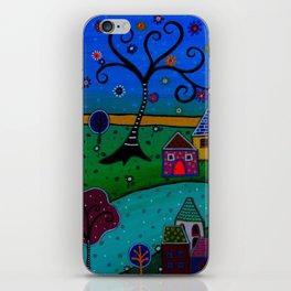 CIUDAD MARAVILLOSA iPhone Skin